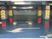 Полимерный пол паркинг