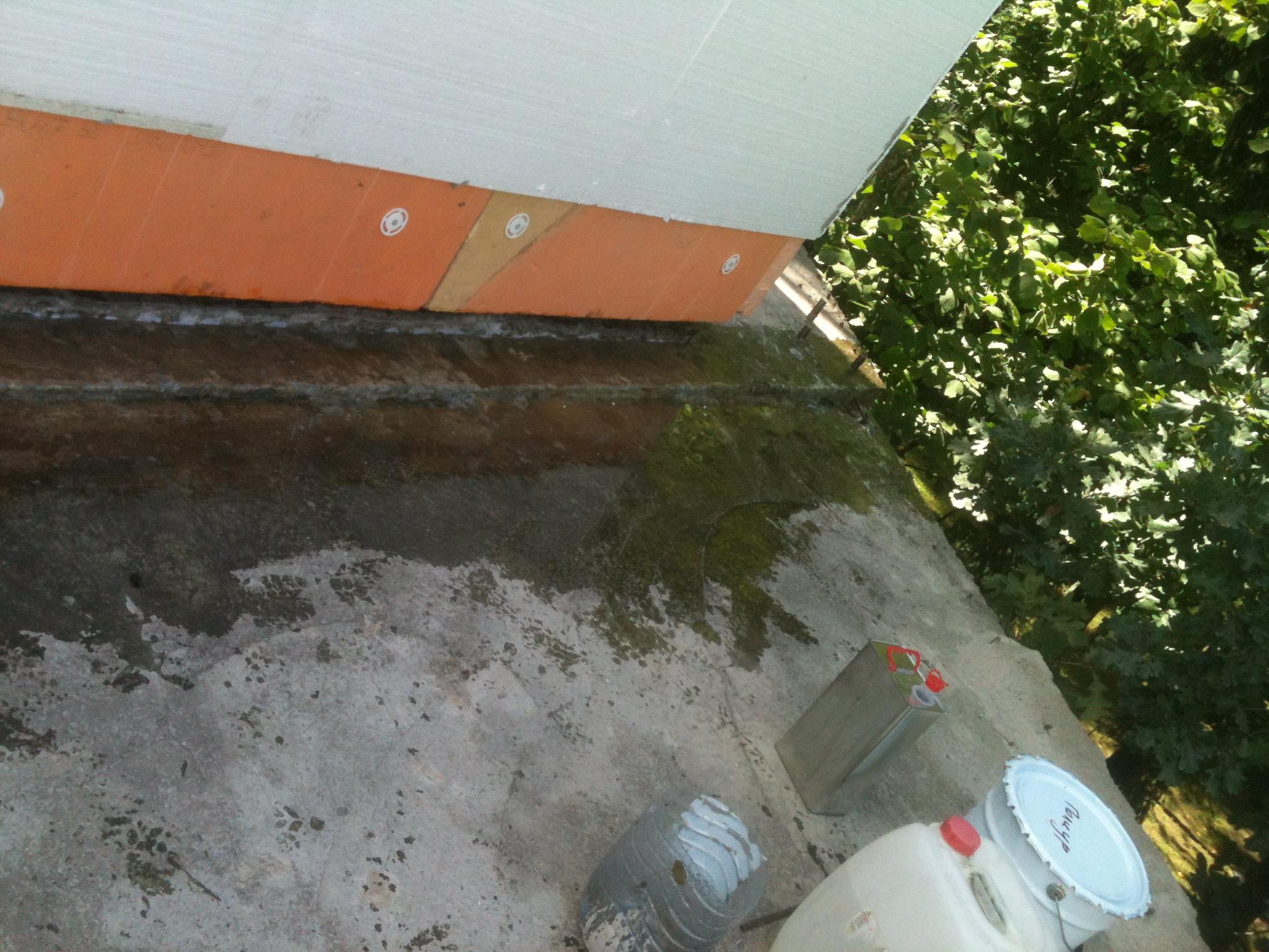 Кровельное полимерное покрытие для герметизации крыш