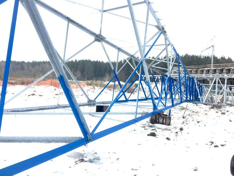 Материалы для защиты ЛЭП в зимнее время